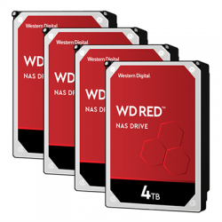 WD40EFAX 4TB WD Red 256MB...