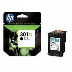 HP 301XL Black 8 ml (CH563EE)